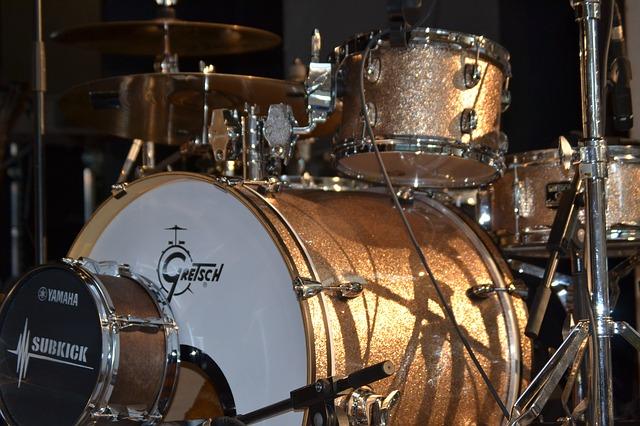 「一石三鳥!」ドラムをやってリズム感が良くなった話